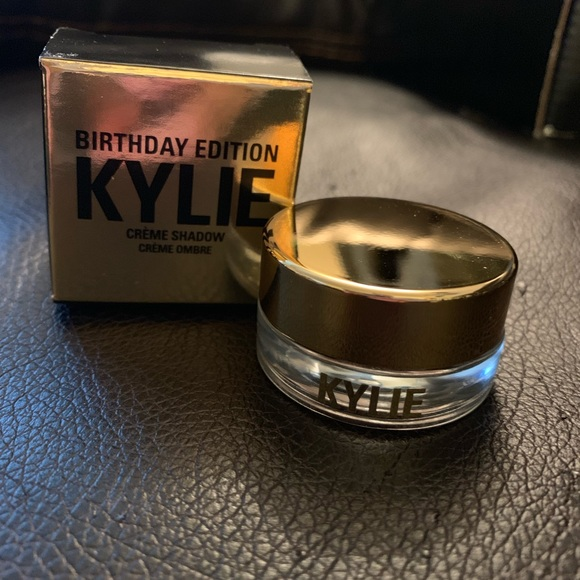 Kylie Cosmetics Other - Kylie Cosmetics Creme Shadow Rose Gold